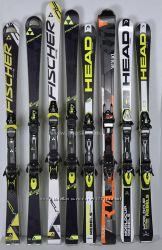 Продажа горных лыж бу с Австрии, лыжи 2015-2017 сезонов идеальное состояние