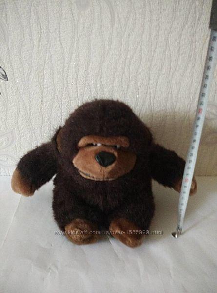 Мягкая игрушка обезьяна горила