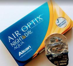 Контактные линзы Alcon, Air Optix Night & Day