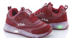 Детские кроссовки с LED подсветкой подошвы для девочки или мальчика р.26-36