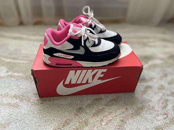 Кросівки Nike air max, 27р