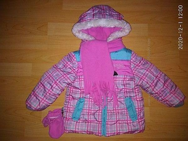 Продам курточку демісезон, євро зима для дівчинки Pacific Trail.