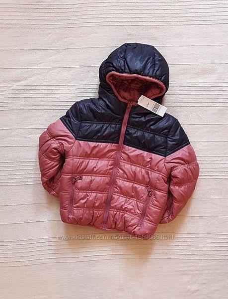 Двусторонняя куртка, курточка итальянской марки Idexe, размер 3-4 года