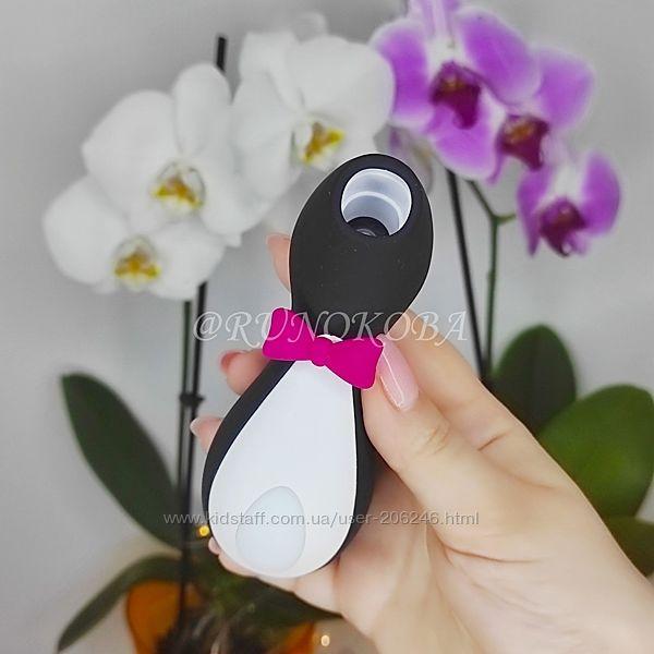 Вакуумный клиторальный стимулятор Satisfyer Pro Penguin NG