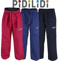 Демисезонные штаны на флисе 86-158р ТМ Pidilidi до -5
