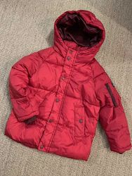 Курточка Zara тёплая