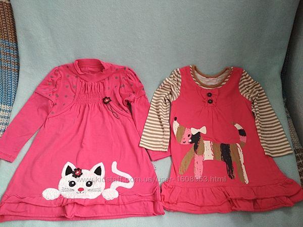 Платья для девочки 2-3 лет
