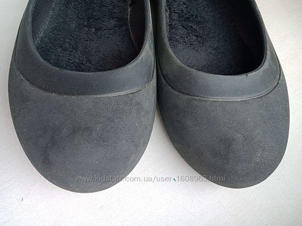 Туфельки балетки Crocs W7