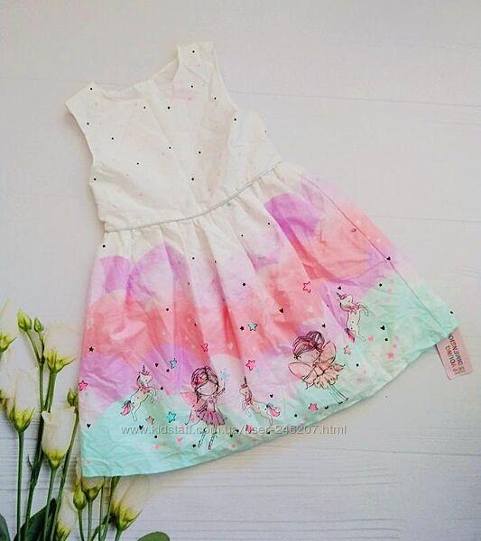 Платье young dimensions на 2-3 года