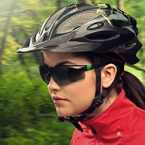 Защитные солнцезащитные очки NoCry для работы и спорта, UV400. Вело очки.