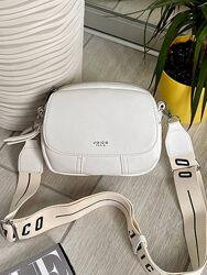 Кросс-боди Joico на 3 отдела, сумка женская в 10 расцветках