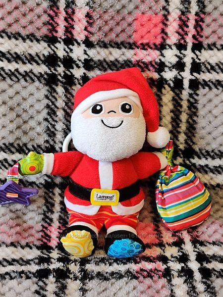 Lamaze Санта Клаус подвеска