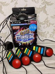 Buzz the ultimate music guiz ps3