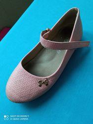 Туфельки 31 размера
