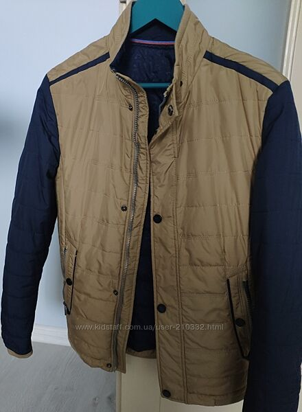 Куртка демисезонная подросток 12-14 лет 176 см