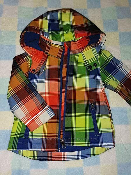 Яскрава курточка