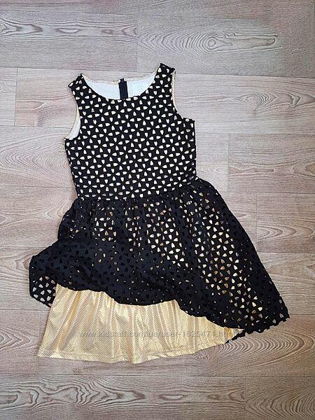 Нарядное платье на девочку 140-146 см, Сool club