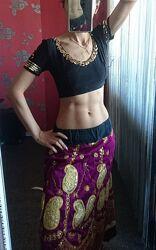 Костюм для восточных танцев, Индия, belly dans