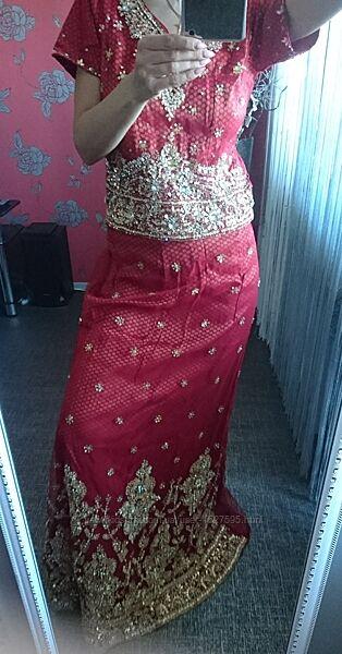 Индийский костюм, восточные танцы,  belly dans