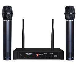 Радиомикрофон FREEBOSS FB-U10 Металлический Радиосистема Радио микрофон