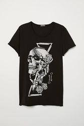 Новая футболка-платье H&M