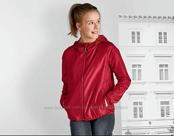 Легкая курточка, ветровка, дождевик Pepperts р. 146-150, 10-12 лет