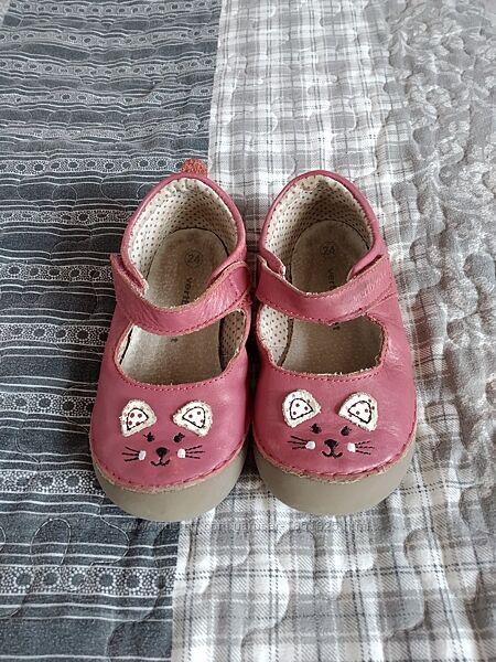 Туфлі, туфли Vertbaudet 24 розмір, 14,5 см