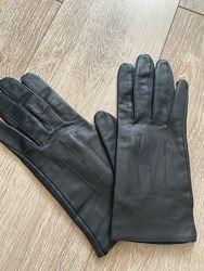 Перчатки , кожа , Италия