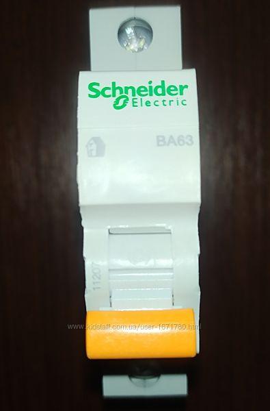 Автоматический выключатель Schneider домовой С40