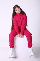 Уютные подростковые костюмы для девочек от 98-170см, разные цвета