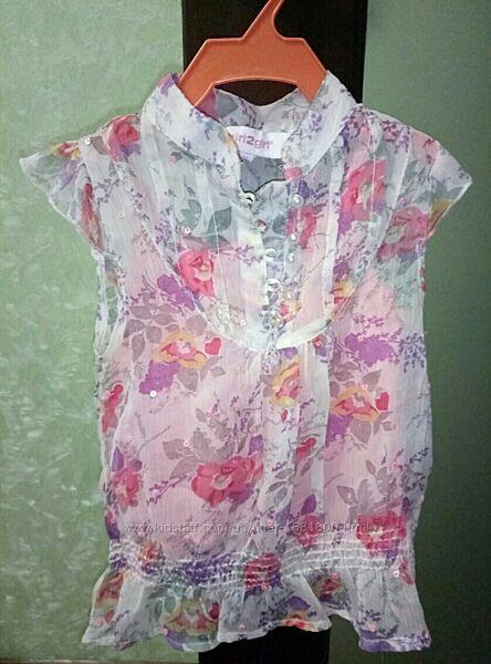 Блузка на 2-3 года