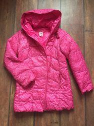 Стильная удлененная демисезонная куртка Gap