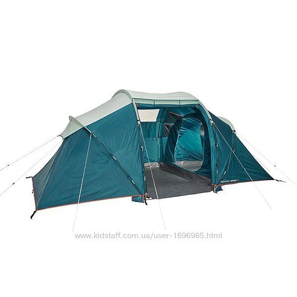 Палатка Намет Arpenaz 4.2 Для 4-Х Человек QUECHUA