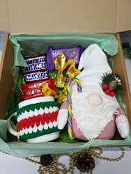 Подарочный набор. Коробка сюрприз. Коробка с конфетами .