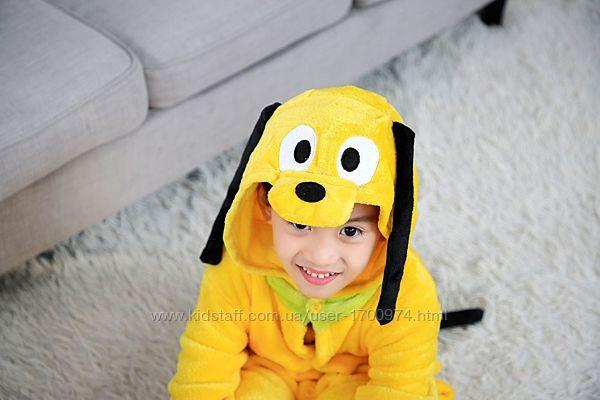Пижама кигуруми плуто / Кигуруми пес плуто / Кігурумі плуто / Піжама