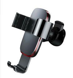 Автомобильный держатель Baseus с беспроводной зарядкой Wireless QI