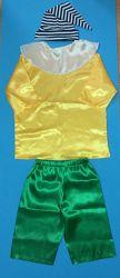 Новогодний костюм Гнома Рост 128-146 Возраст 8-10 лет