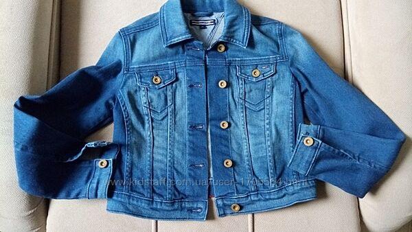 Куртка джинсовая Tommy Hilfiger, разм.128
