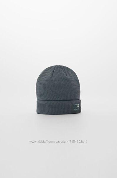 Zara шапка деми на мальчика/унисекс 6-9л, оригинал