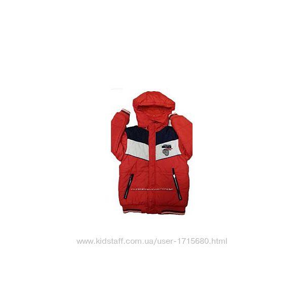 Курточка-жилетка на весну Cool clab р.122