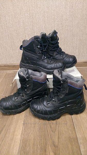 Ботинки outventure для мальчика для двора yg7f-bnvy 33р и 36р