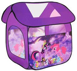 Детская игровая палатка My Little Pony M 3780