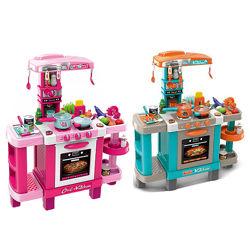 Детский игровой набор интерактивная кухня 008-938 плита, духовка, звук, све