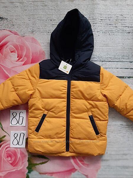 Стильная деми куртка  для малышей.