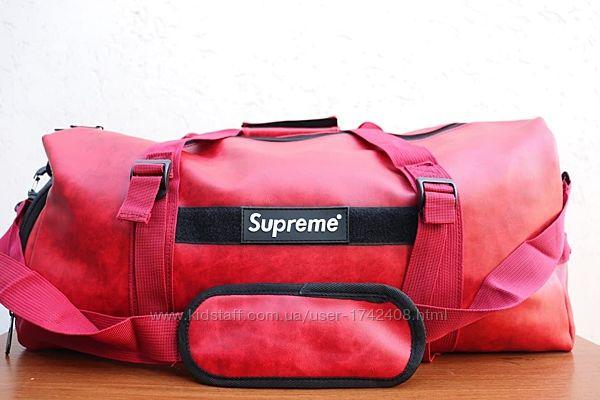Спортивна сумка Supreme