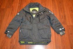 лыжная куртка рост 128 см