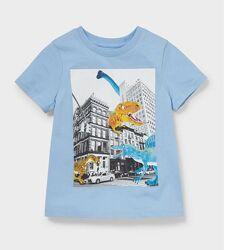 Качественные футболки на мальчиков C&A Cunda Германия