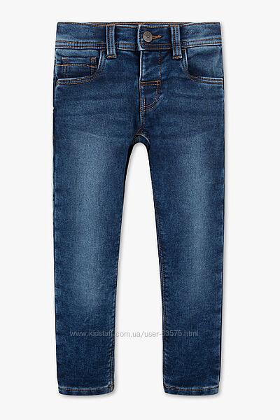 Термоштаны, джинсы на хлопковой подкладке на мальчиков