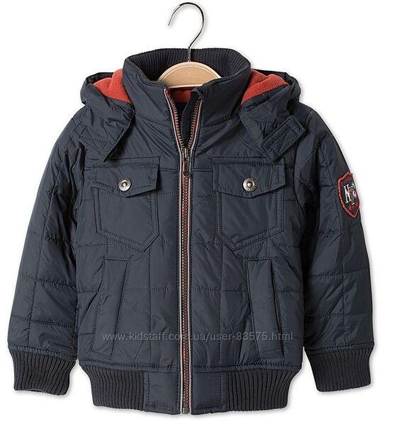Фирменные куртки на мальчиков C&A Cunda Германия
