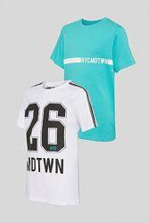 Наборы фирменных качественных хлопковых футболок C&A Германия
